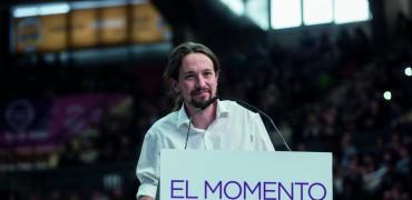 Wahl in Spanien Pablo Iglesias