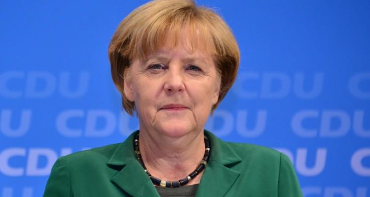 Soli - Merkel Flüchtlinge