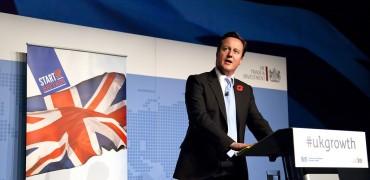 Wahlen in UK - Großbritannien - England