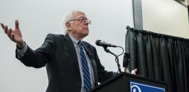 Sanders - Clinton - Demokraten
