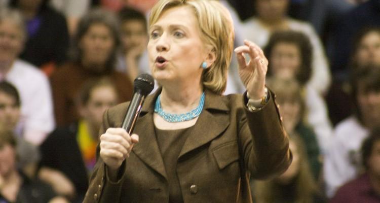 Hillary Clinton - Klima - Climate Change - Umwelt