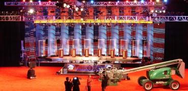 TV-Duell GOP- Tv-Debatte - Erstes GOP TV-Duell – Sie müssen leider draußen bleiben Race for the White House 28th Edition