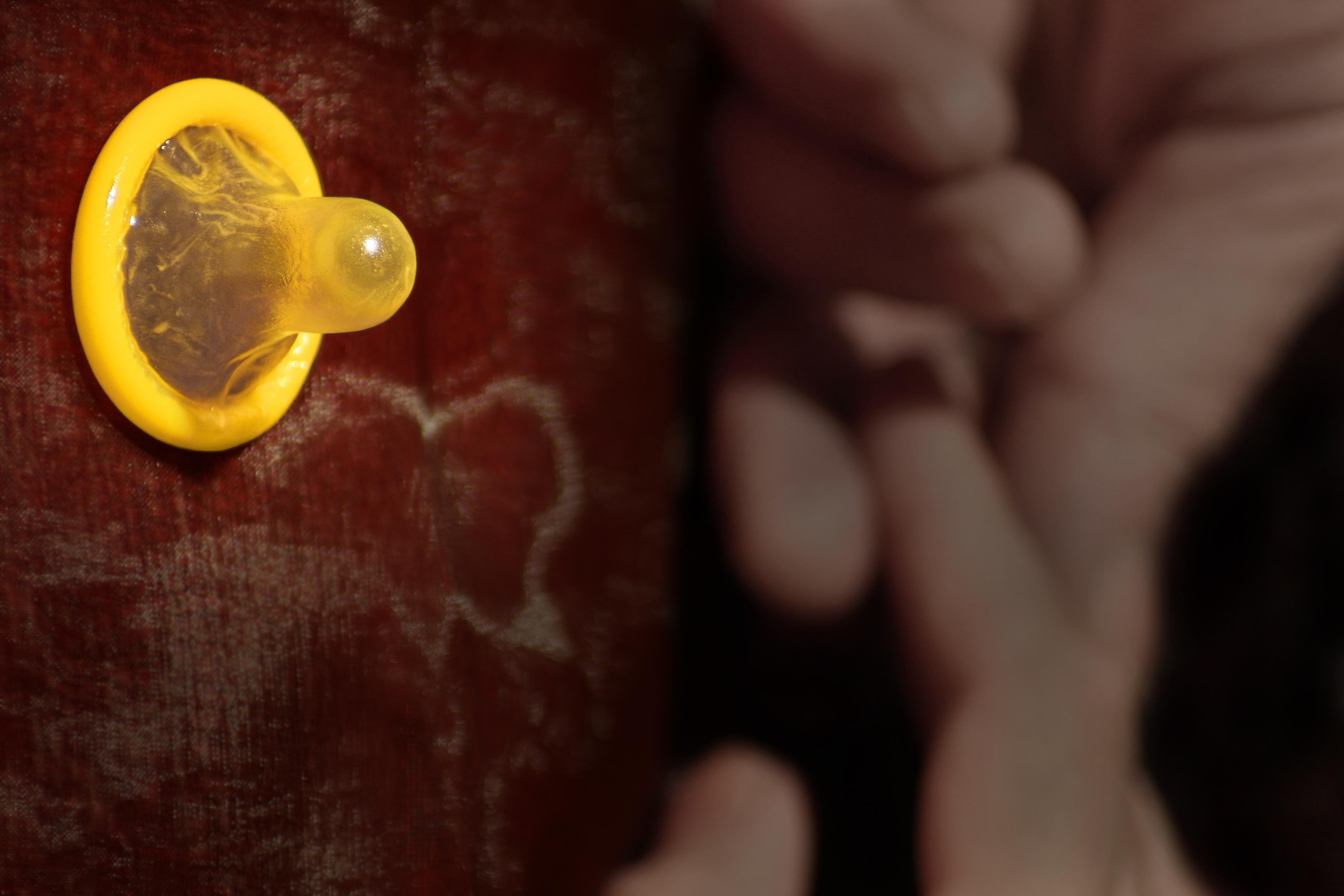 Kein gefuhl mit kondom
