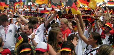 Partypatriotismus: Fußball meets Paranoia