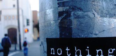 Die große Leere des Atheismus